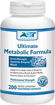 AST Enzymes - Ultimate Metabolic Formula