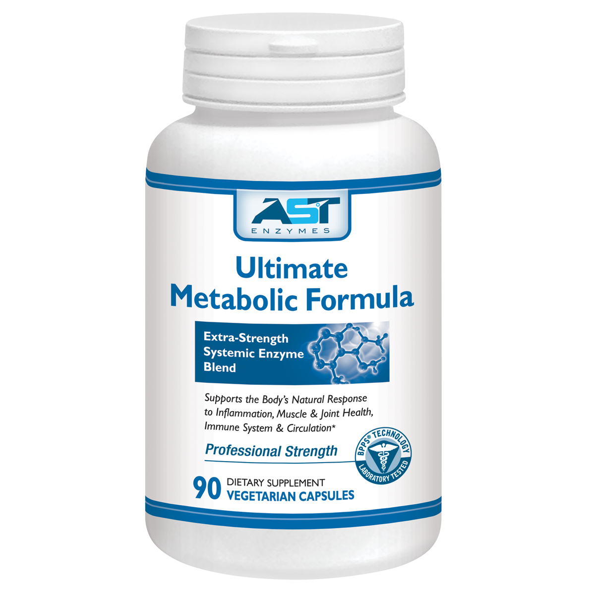 Ultimate Metabolic Formula Ast Enzymes
