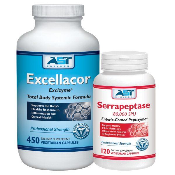 excellacor-serrapeptase-group